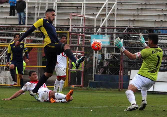 Everton vs Union San Felipe 2
