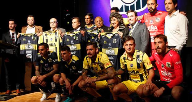 Presentacion Camiseta Everton Grupo Pachuca 2016
