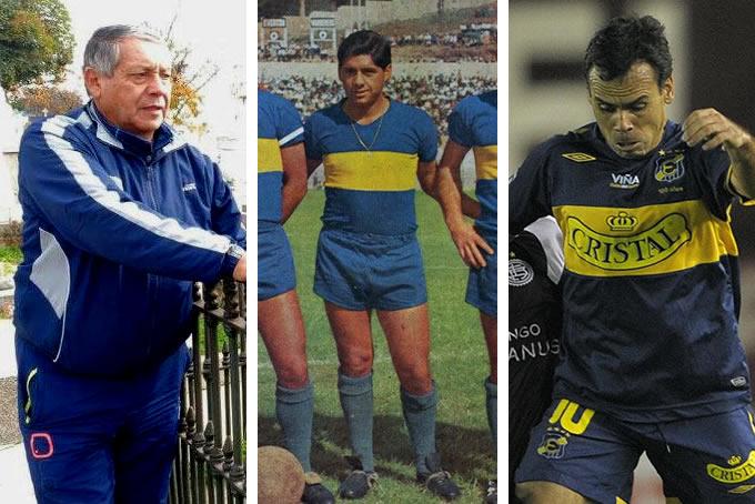 Erasmo Zúñiga Daniel Escudero Jaime Riveros Everton