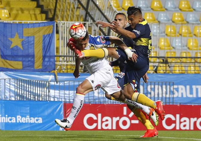 Everton vs Union Española 17