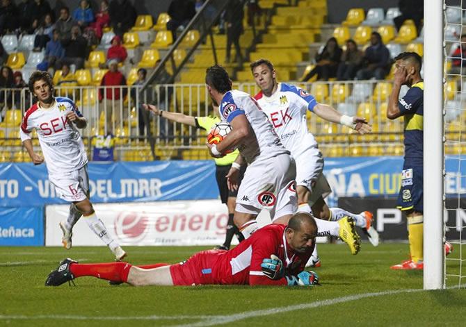 Everton vs Union Española 19
