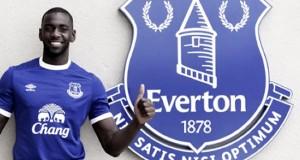 Yannick Bolasie Everton FC