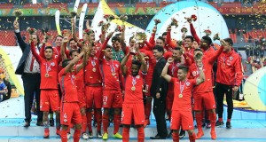 Chile Campeon China Cup 2017