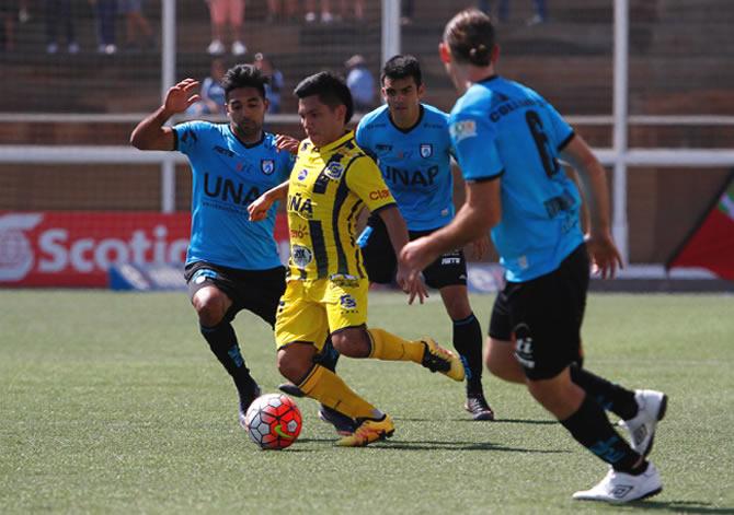 Diego Rojas Everton 1