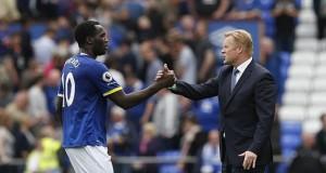 Ronald Koeman Romelu Lukaku Everton FC