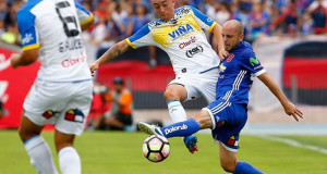 Everton vs Universidad de Chile 8