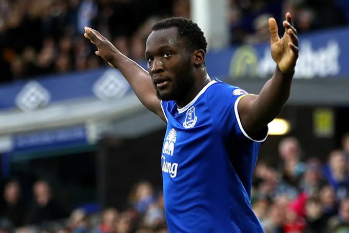 Romelu Lukaku Everton FC 5