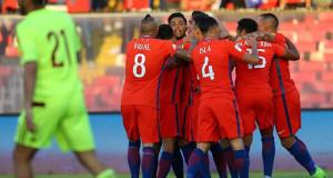 Chile vs Venezuela 01