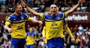 Leon Osman Everton FC