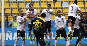 Everton vs Colo Colo 10