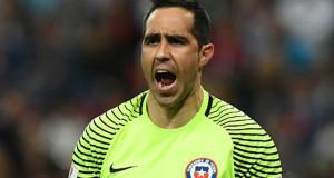 Claudio Bravo Selección Chilena 2