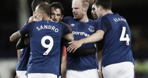 Everton FC Celebrando