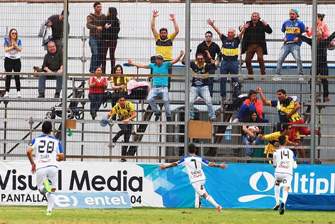 Everton vs Deportes Iquique 12
