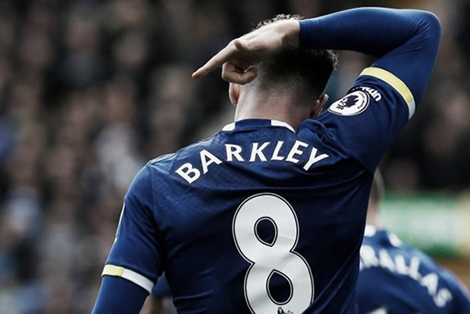 Ross Barkley Everton FC