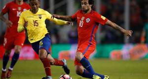 Chile vs Ecuador 1