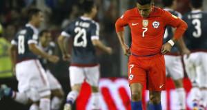 Chile vs Paraguay 2