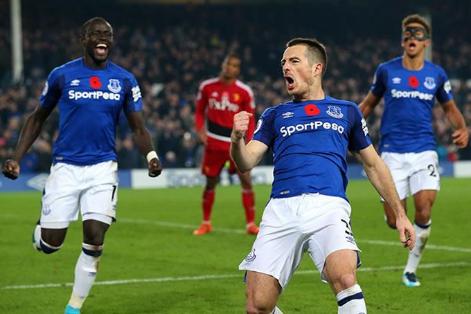Everton FC vs Watford