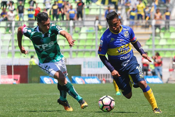 Everton Wanderers Clasico Porteño 21