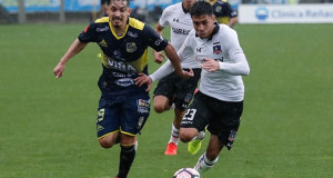Everton vs Colo Colo 12