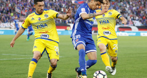 Everton vs Universidad de Chile 10