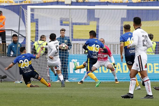 Everton vs Colo Colo 15