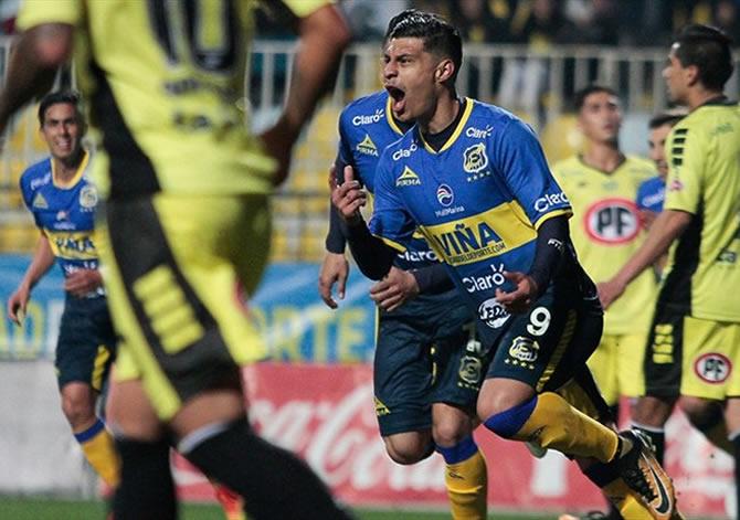 Patricio Rubio Everton