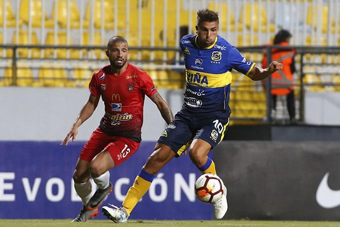 Everton vs Caracas 05