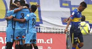 Everton vs Deportes Iquique 14
