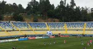 Estadio Sausalito Sin Publico