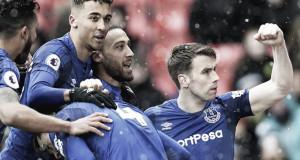 Everton FC Celebrando 2