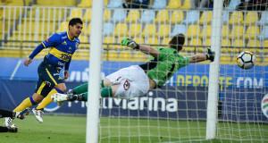 Everton vs San Luis 23