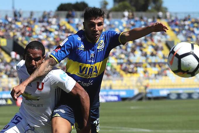 Everton vs Universidad de Chile 12