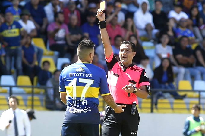 Everton vs Universidad de Chile 13
