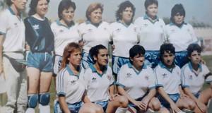 Ada Cruz Selección Chilena Femenina