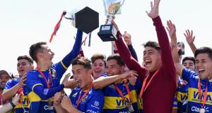 Everton Sub 19 Bicampeón 2018