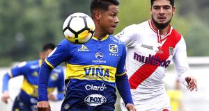 Everton vs Curico Unido 09