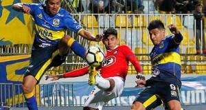 Everton vs Huachipato 06