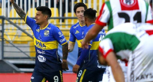 Everton vs Palestino 09