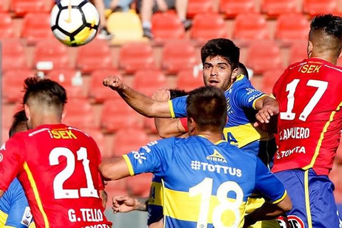 Everton vs Union Española 34