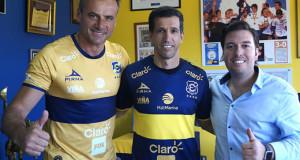 Gustavo Díaz Everton 01
