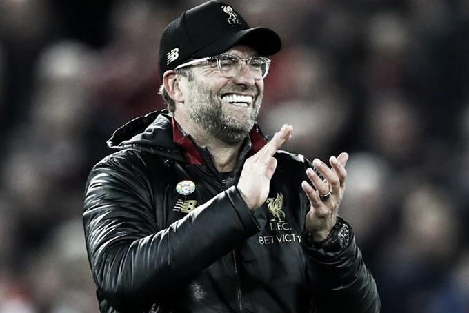 Jürgen Klopp Liverpool 01