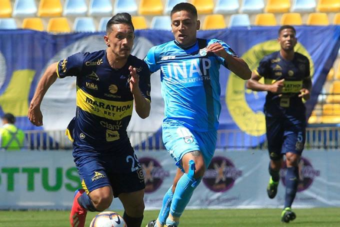 Everton vs Deportes Iquique 17