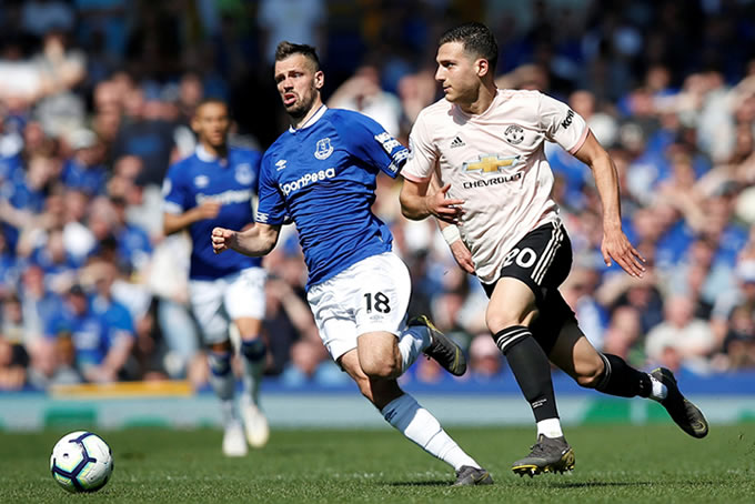 Everton vs Manchester United 01