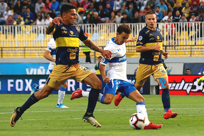 Everton vs Universidad Catolica 17