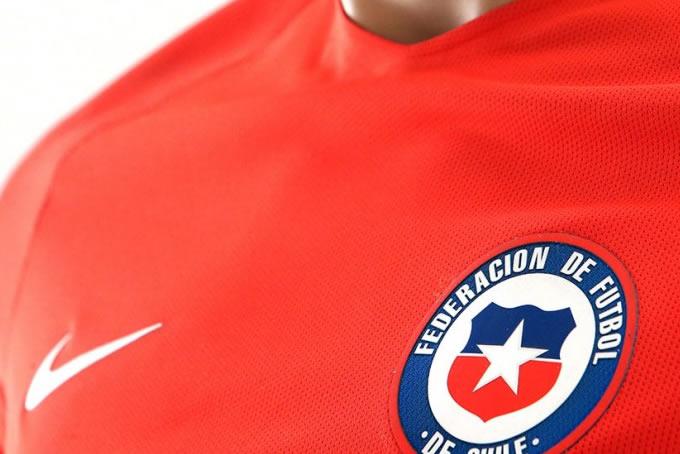 Camiseta Seleccion Chilena Nike 3