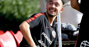 Niklas Castro Selección Chilena