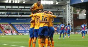 Everton vs Crystal Palace