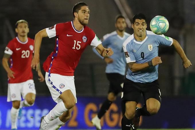 Chile vs Uruguay Octubre 2020