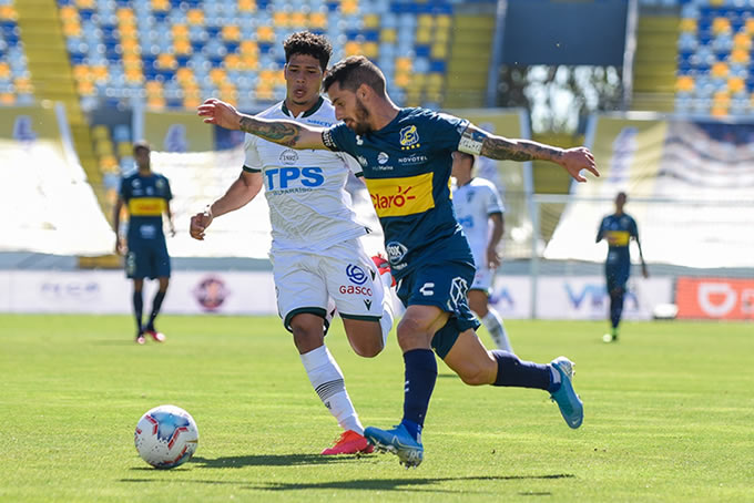 Everton Wanderers Clasico Porteño 22