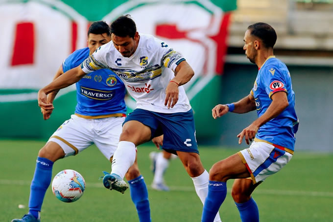 Everton vs Audax Italiano 20